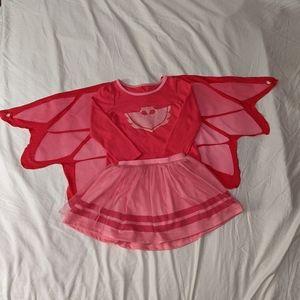PJ Masks Owlette 3 pc Costume/Outfit. Size 2T.